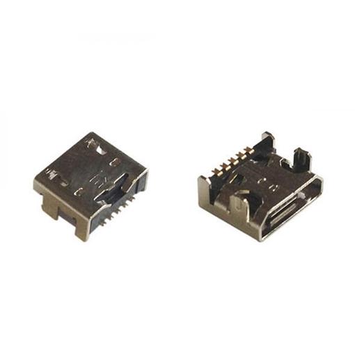تصویر سوکت شارژ E400 ال جی Charging Connector LG E400