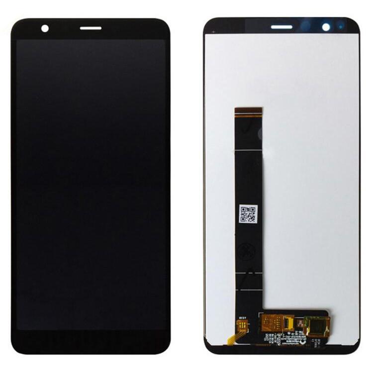 تصویر ال سی دی زن فون مکس پلاس ایسوس مشکی LCD ASUS ZenFone MAX plus BLACK