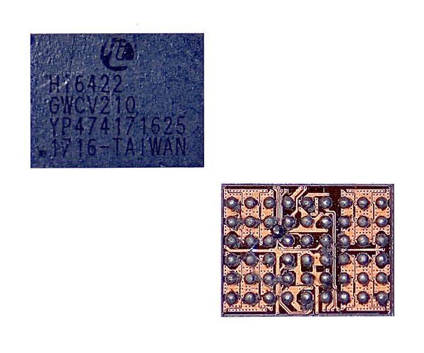 تصویر آی سی تغذیه HI6422 هواوی IC POWER HI6422 HUAWEI