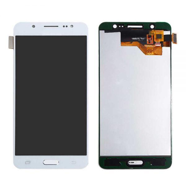 تصویر ال سی دی J510 سامسونگ سفید(LCD SAMSUNG GALAXY J5(2016