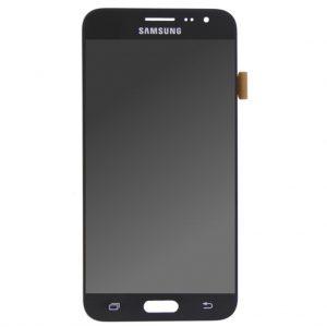 تصویر ال سی دی شرکتی گلکسی J3 سامسونگ مشکی LCD Samsung Galaxy J3 BLACK BLACK