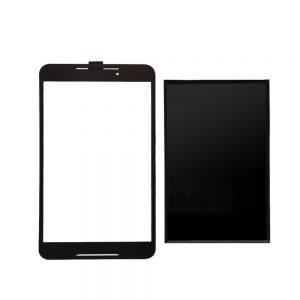 تصویر ال سی دی فون پد 8 مشکی با فریم ایسوس LCD ASUS FONEPAD 8(FE380CG) BLACK