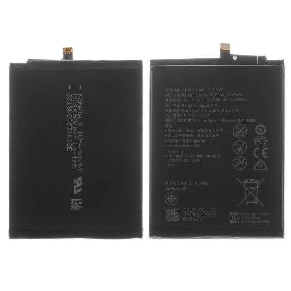 Battery-HB386589ECW-compatible-with-Huawei-Mate-20-lite-P10-Plus-Li-Polymer-3.82-V-3750-mAh-withoutباتری