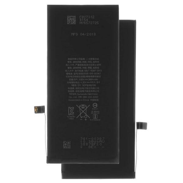 باتری-Battery-for-Apple-iPhone-8-Plus-Cell-Phone-Li-ion-3.82-V-2691-mAh-616-00367