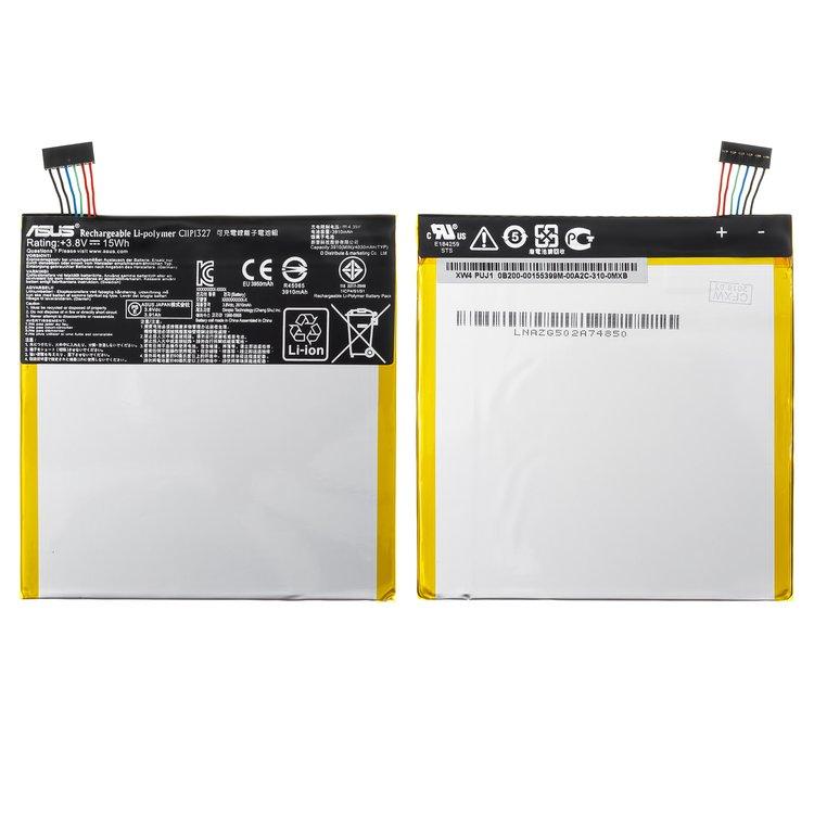 Battery-for-Asus-FonePad-7-FE170CG-Tablet-Li-Polymer-3.8-V-3910-mAh-C11P1327