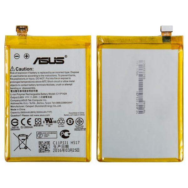 Battery-for-Asus-ZenFone-2-ZE550CL-ZenFone-2-ZE551ML-Cell-Phones-Li-ion-3.85V-3000mAh-C11P1424