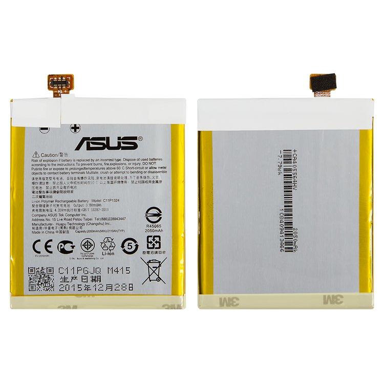 Battery-for-Asus-ZenFone-5-A500KL-Cell-Phone-Li-ion-3.8V-2050mAh-C11P1324