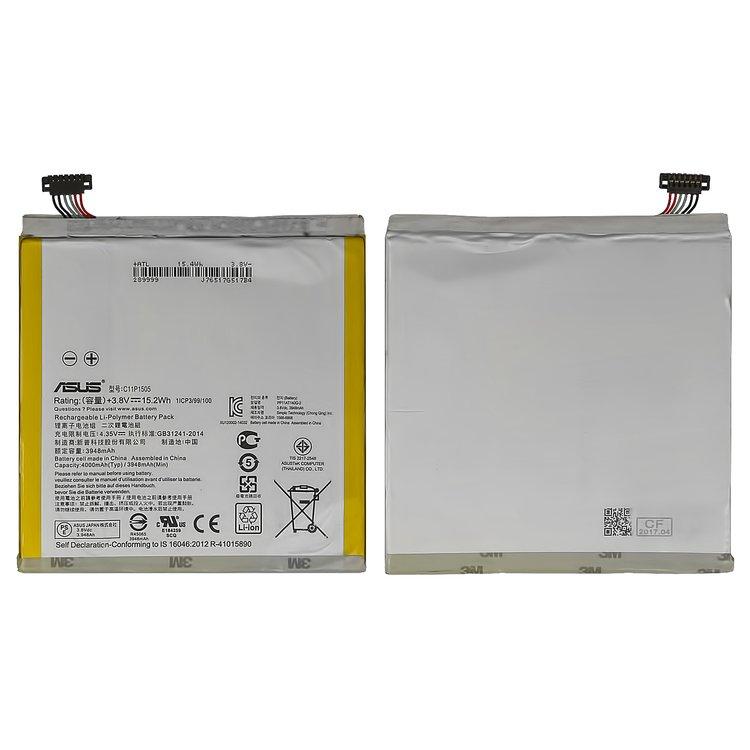 Battery-for-Asus-ZenPad-8.0-Z380C-Wi-Fi-ZenPad-8.0-Z380KL-LTE-Tablets-Li-Polymer-3.8-V-3950-mAh-C11P1505