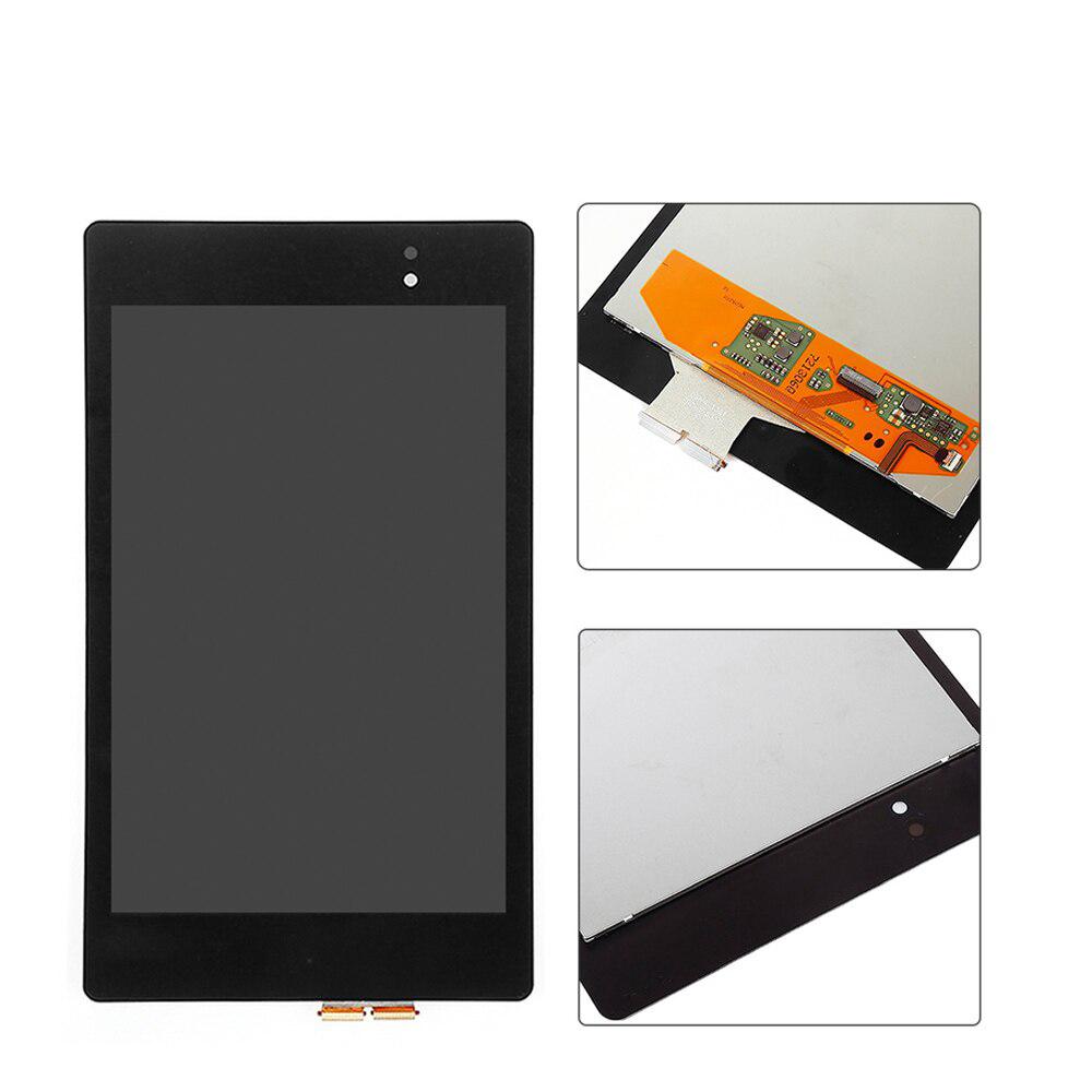 تصویر تاچ ال سی دی نکسوس 7 ایسوس مشکی LCD ASUS Google Nexus 7 BLACK
