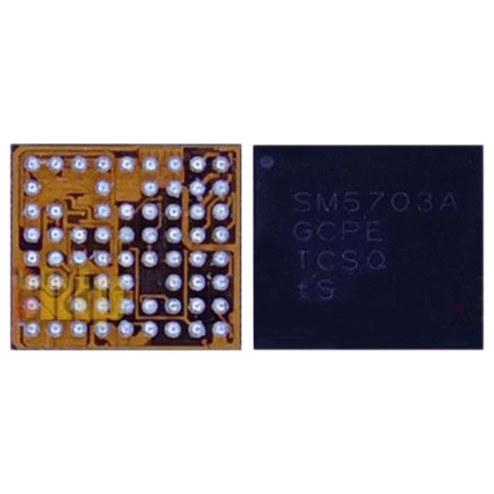 تصویر آی سی شارژ 5703A سامسونگ CHARGING IC 5703A SAMSUNG