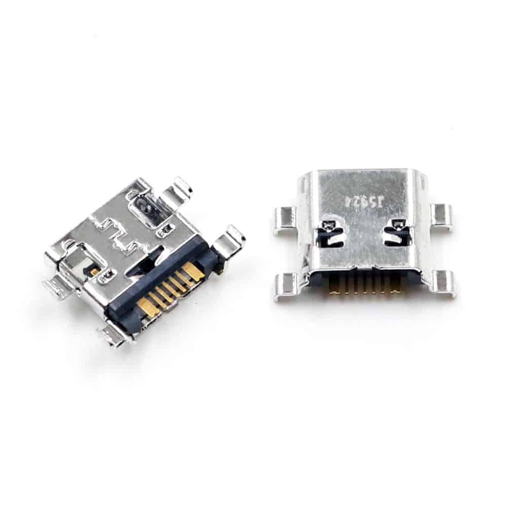 تصویر سوکت شارژ S7562 سامسونگ Charging Connector Samsung S7562
