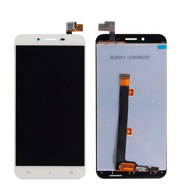 تصویر ال سی دی زن فون مکس 3 سفید ایسوس LCD ASUS ZenFone 3 MAX WHITE