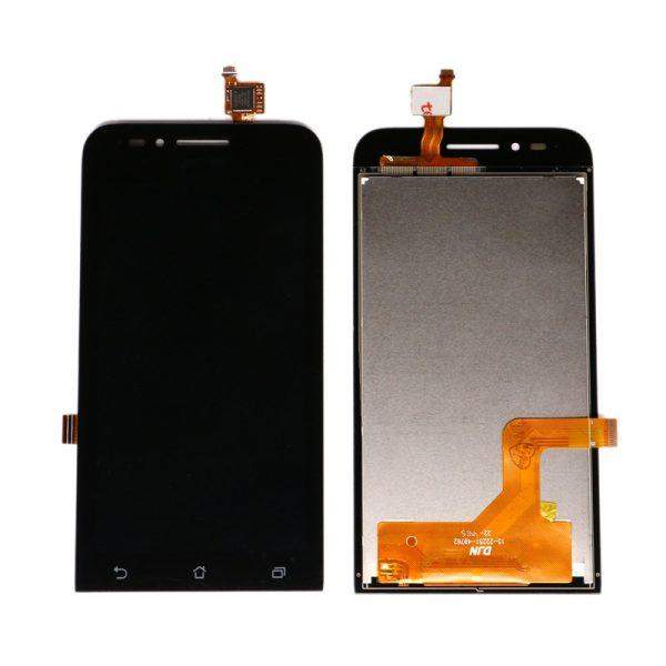 تصویر ال سی دی زن فون Go ایسوس مشکی با فریم LCD Asus Zenfone Go ZC451TG