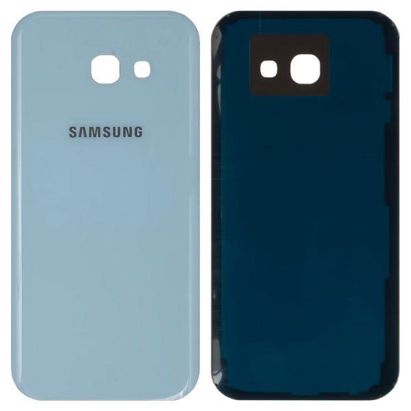 درب-پشت-Housing-Back-Cover-for-Samsung-A520F-Galaxy-A5-2017-Cell-Phone-dark-blue