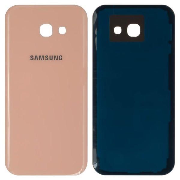 درب-پشت-Housing-Back-Cover-for-Samsung-A520F-Galaxy-A5-2017-Cell-Phone-pink