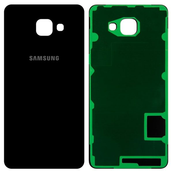 Housing-Back-Cover-for-Samsung-A710-Galaxy-A7-2016-Cell-Phone-black