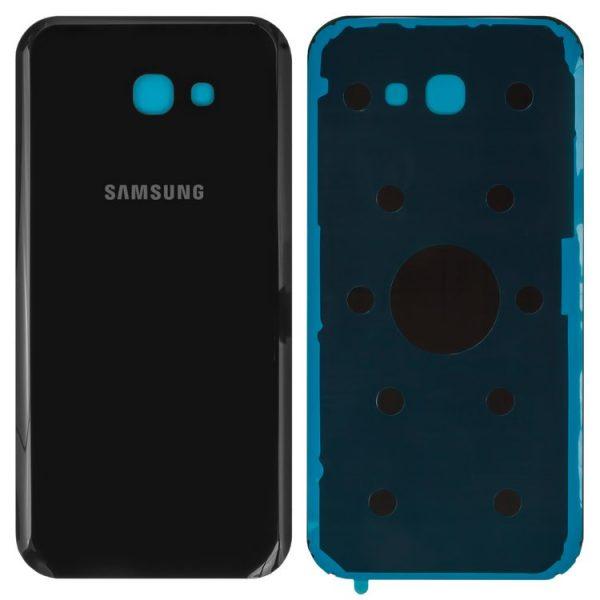 در-پشت-Housing-Back-Cover-for-Samsung-A720F-Galaxy-A7-2017-Cell-Phone-black