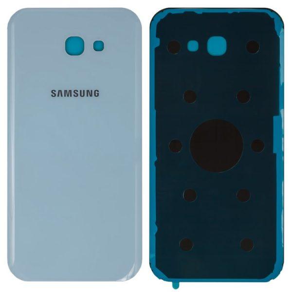 درب-پشت-Housing-Back-Cover-for-Samsung-A720F-Galaxy-A7-2017-Cell-Phone-dark-blue