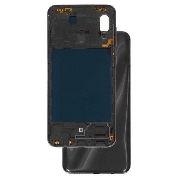 درب-پشت-Housing-compatible-with-Samsung-A305F-DS-Galaxy-A30-black