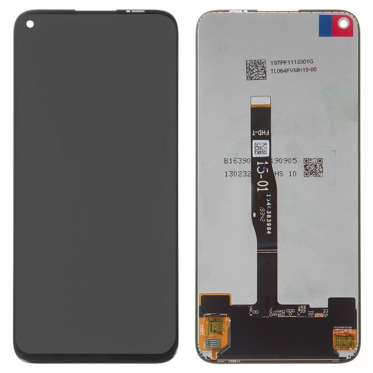ال-سی-دی-LCD-compatible-with-Huawei-P40-Lite-black-with-touchscreen-Original-PRC