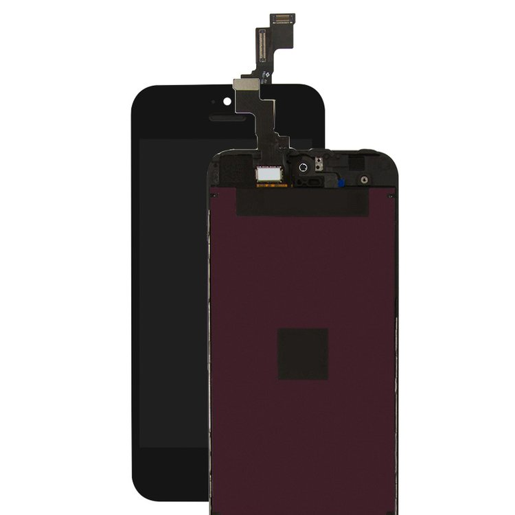 LCD-for-Apple-iPhone-5S-Cell-Phone-black-with-touchscreen