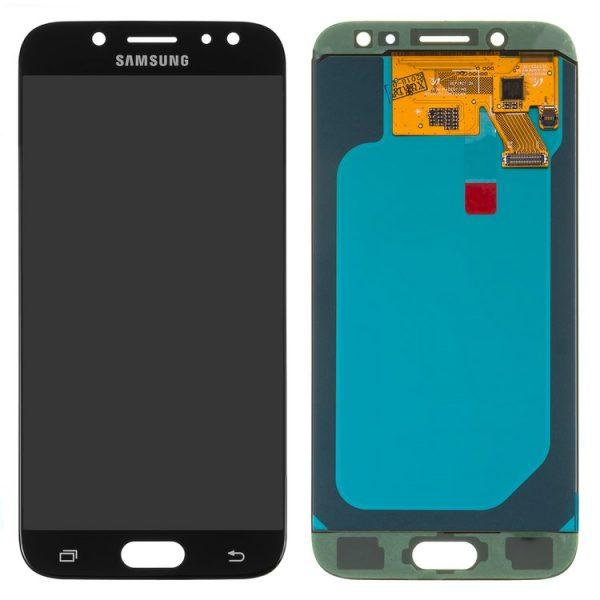 ال سی دی-LCD-for-Samsung-J530F-Galaxy-J5-2017-Cell-Phone-black-with-touchscreen-original-PRC-self-welded