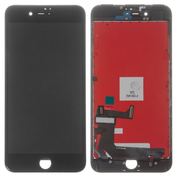 LCD-iPhone-7-Plus-black-with-touchscreen-with-frame-Copy-NCC-ESR-ColorX