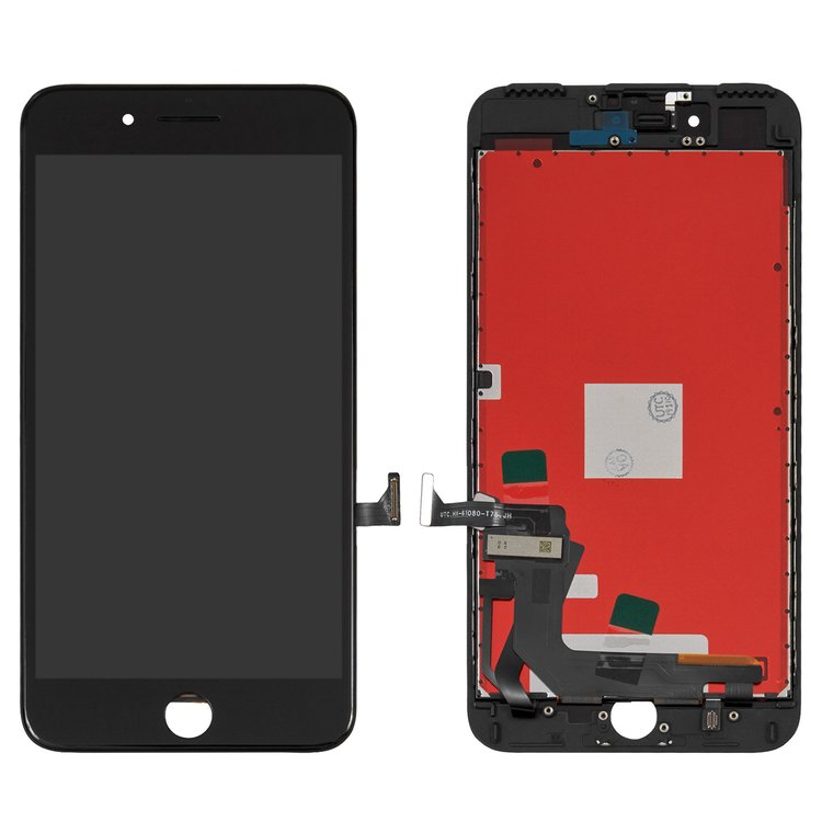 LCD-iPhone-7-Plus-black-with-touchscreen-with-frame-Copy-Tianmaplus