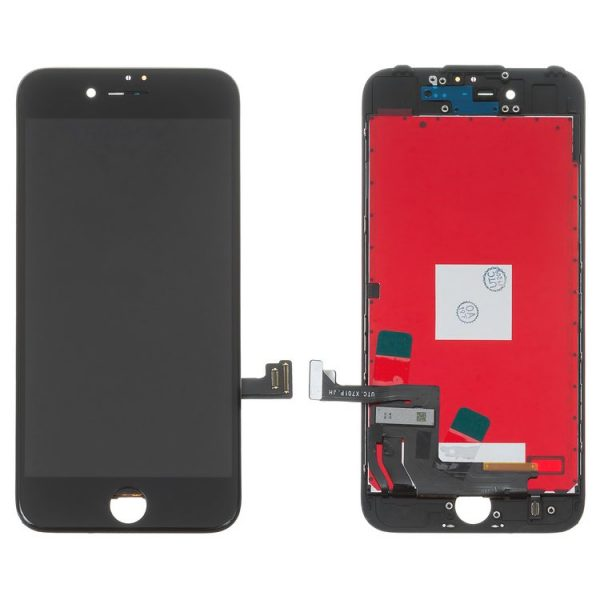 LCD-iPhone-7-black-with-touchscreen-with-frame-Copy-Tianmaplus