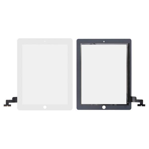 تاچ-Touchscreen-with-Lens-for-Apple-iPad-2-White