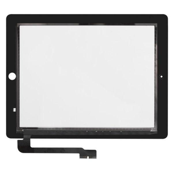 تاچ-Touchscreen-with-protective-glass-for-Apple-iPad-3-black