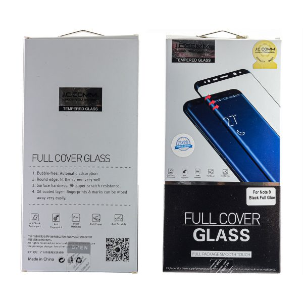 گلس GLASS JCCOMM NOTE 9