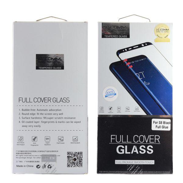 گلس GLASS JCCOMM S8