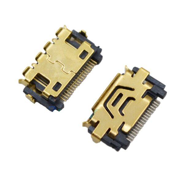 تصویر سوکت شارژ KP500 ال جی Charging Connector LG KP500.KE970