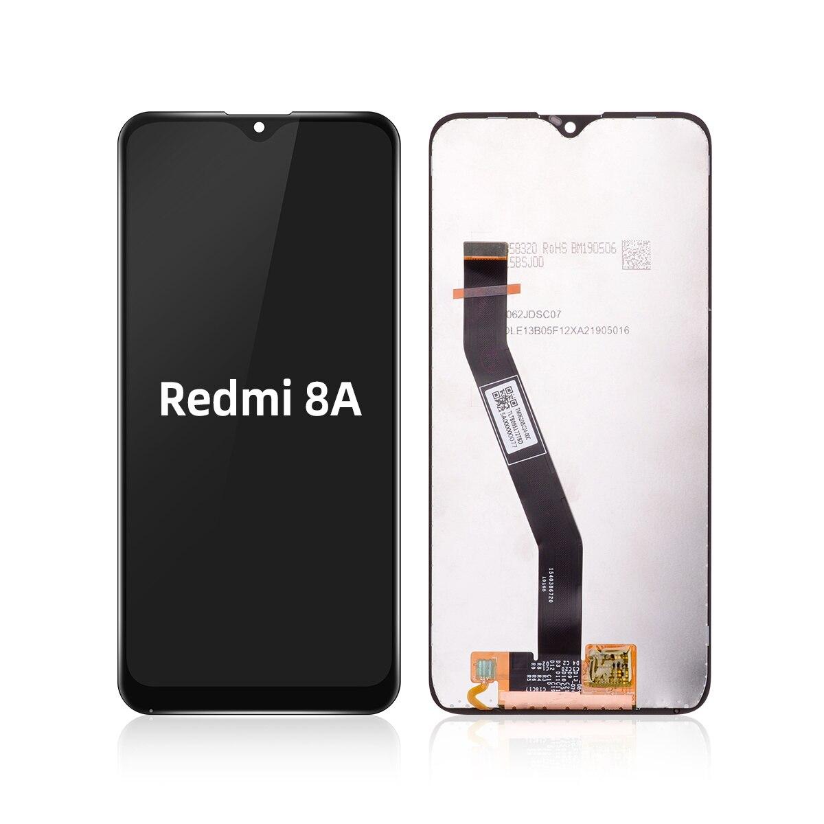 ال سی دی شیائومی ردمی 8A مشکی LCD REDMI 8A Black XIAOMI