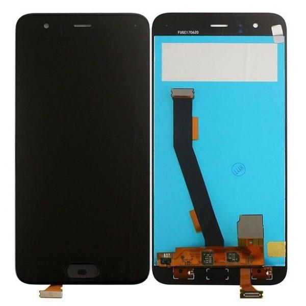 تصویر ال سی دی شیائومی می 6 مشکی LCD Mi 6 Black XIAOMI