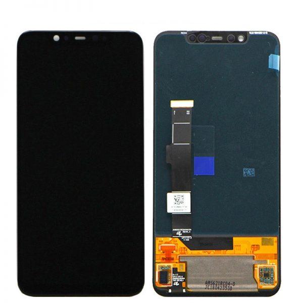 تصویر ال سی دی شیائومی می 8 مشکی LCD Mi 8 BLACK XIAOMI