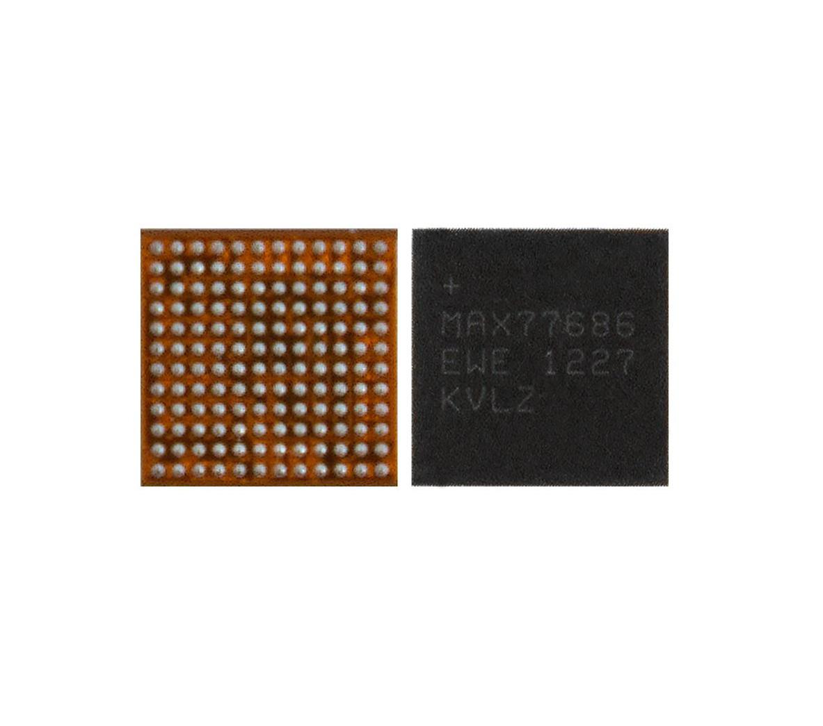 تصویر آی سی تغذیه MAX77686 سامسونگ IC POWER MAX77686 SAMSUNG