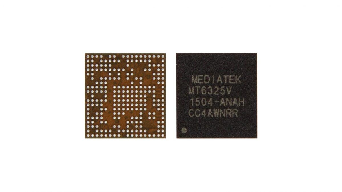 تصویر آی سی MT6325V تغذیه POWER IC MT6325V