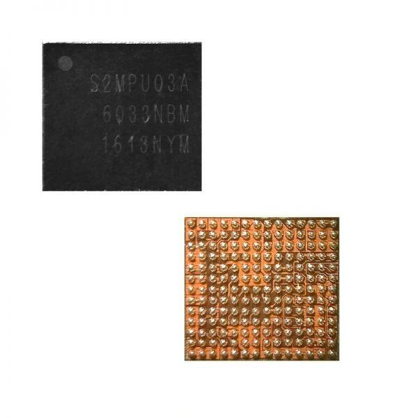 تصویر آی سی تغذیه S2MPU03A سامسونگ POWER IC S2MPU03A SAMSUNG