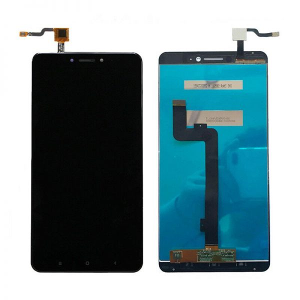 تصویر ال سی دی شیائومی می مکس2 مشکی LCD Mi Max 2 BLACK XIAOMI