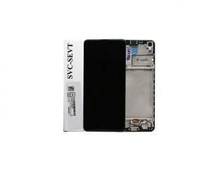 تصویر ال سی دی شرکتی A21S سامسونگ مشکی LCD SAMSUNG A21S BLACK