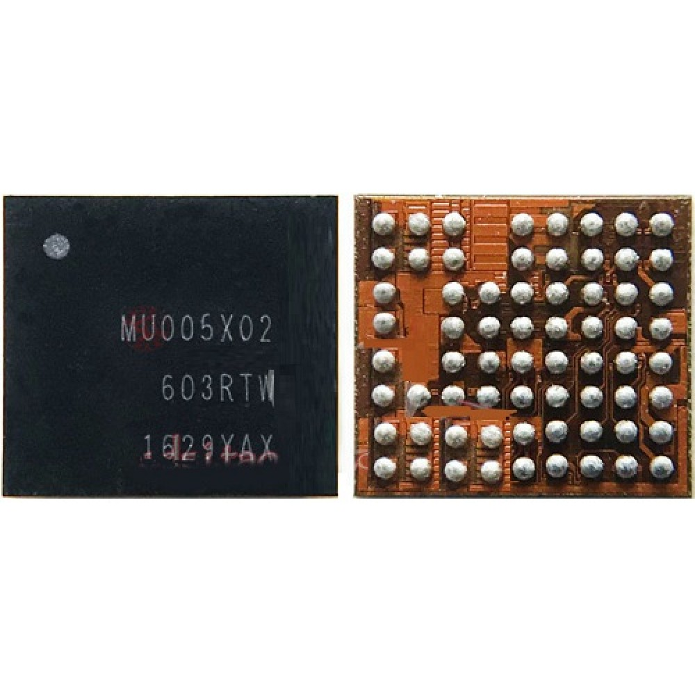 تصویر آی سی شارژ MU005X01-2 سامسونگ CHARGING IC MU005X01-2 SAMSUNG