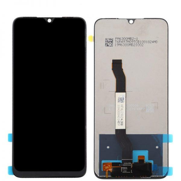 تصویر ال سی دی شیائومی ردمی نوت 8 مشکی LCD REDMI Note 8 BLACK XIAOMI