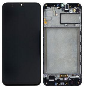 تصویر ال سی دی شرکتی M30s سامسونگ مشکی LCD SAMSUNG M30s BLACK