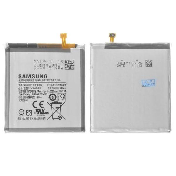 باتری-Battery-EB-BA405ABE-compatible-with-Samsung-A405F-DS-Galaxy-A40-Li-Polymer-3.85-V-3100-mAh