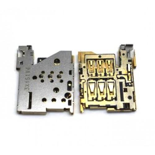 تصویر سوکت سیم کارت 1520 نوکیا SIM Card Connector NOKIA 1520